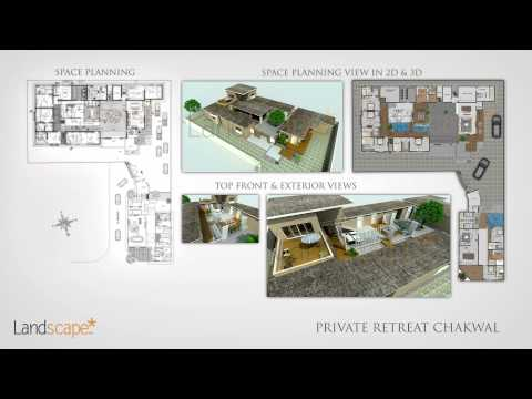 Presentation IV -- Interior Design & Architecture Projects by Landscape