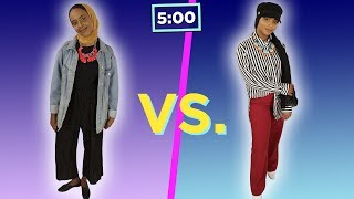 Baixar 5-Minute Outfit Challenge Feat. Shahd Batal