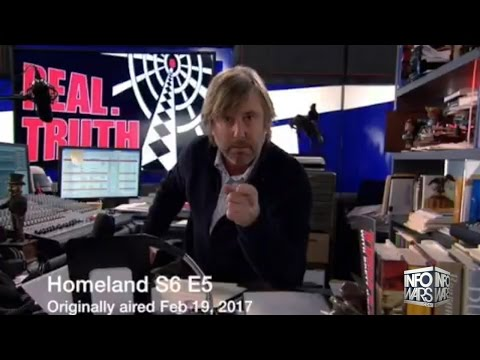Porkins Policy Radio episode 86 Homeland Predicted the Deep State and Alex Jones  with Tom Secker