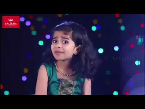 Kavitha : Kuttiyum Thallayum by Kumaranaashan sung by Gauri Sajidh