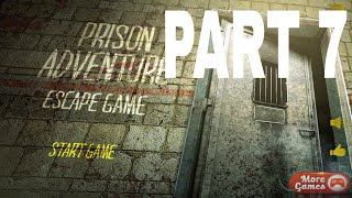 Escape Game Prison Adventure  Part 7 Walkthrough