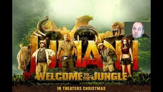 Jumanji Welcome to the Jungle 2017 - The Kind-of Reboot...Sequel...Thing!