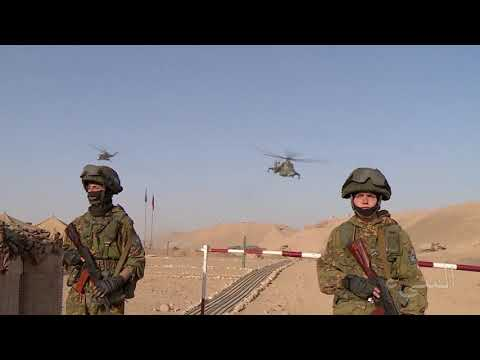 Russian army Avangard