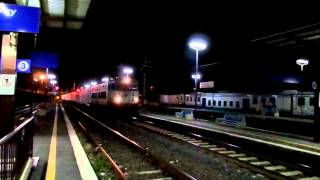 """E655.440 sul """"Treno dei Gelati"""" in transito accelerato a Campoleone"""