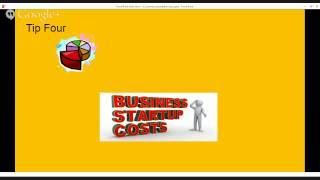 Presentation Tips For Brescia University Co. Starters Cohort: Pitch Night November Thumbnail