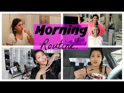 Morning Routine: A Day Off!