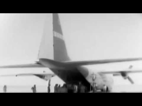 "Operation Climax (Search For Crew Of ""Lady Be Good"" Of WWII) Libyan Desert, Libya, 1960 (full)"