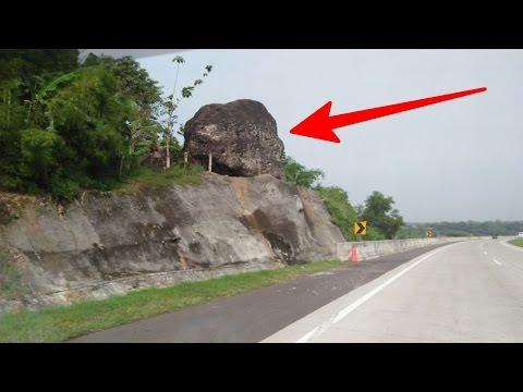 Misteri batu di tol cipali, hati-hati jika melihat batu ini , atau nasib kamu jadi seperti ini..
