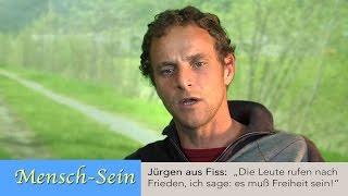 Aufgewachter Unternehmer: Jürgen aus Fiss/Tirol
