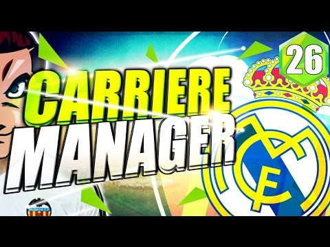 FIFA 16 | Carrière Manager | Real Madrid  #26