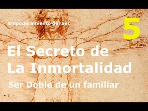 EL SECRETO DE LA INMORTALIDAD: SER DOBLE DE UN FAMILIAR (EMPODERAMIENTO DEL SER nº 2)