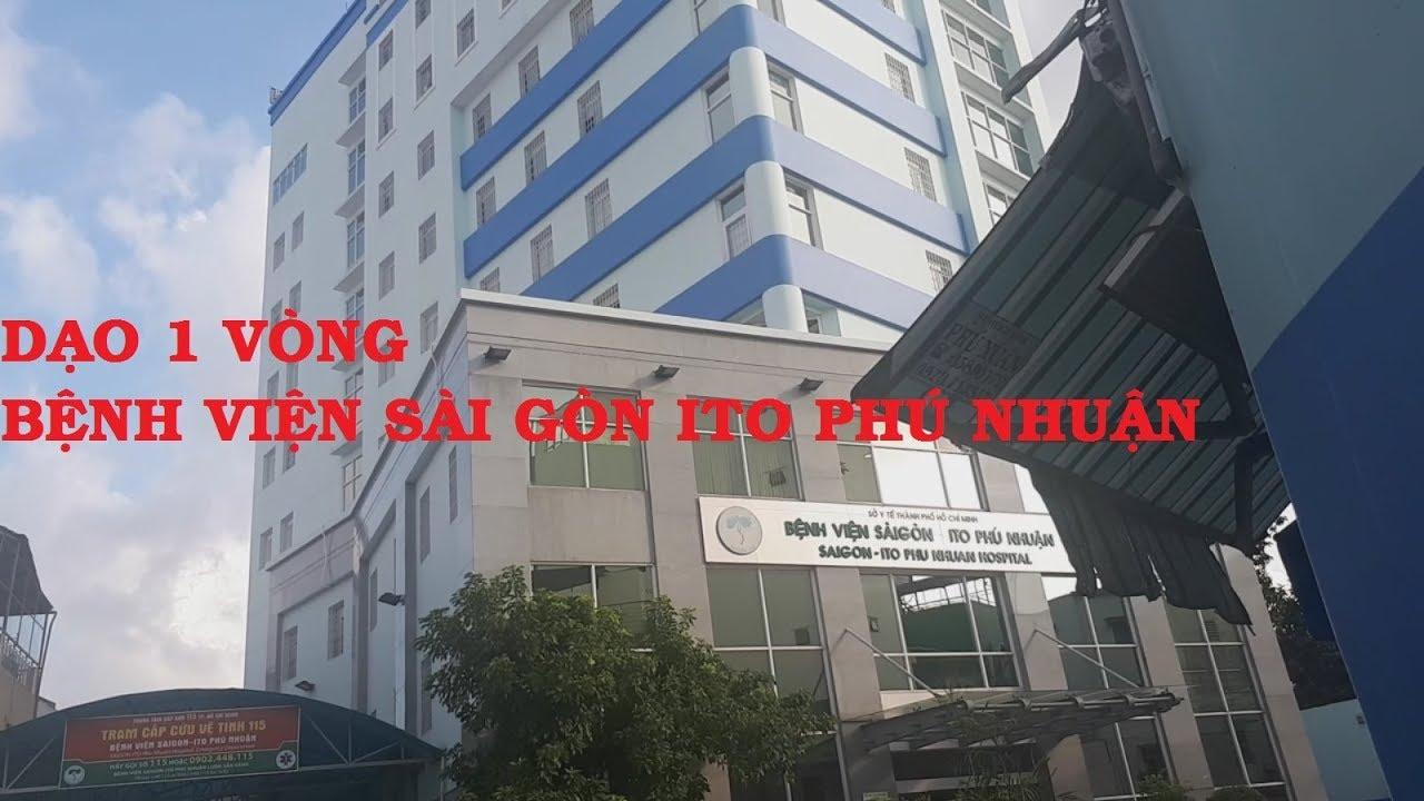 Dạo 1 vòng bệnh viện Sài Gòn ITO Phú Nhuận – Bệnh viện hàng đầu phía Nam về xương khớp -Thịnh Đà Lạt