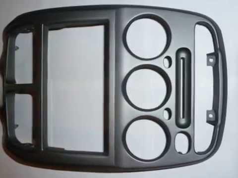 Приборная панель (контрольные лампы)