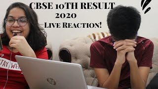 CBSE  2020 10TH BOARD RESULTS (LIVE REACTION) *super exciting*|Vlog 002|Aayushi Yadav
