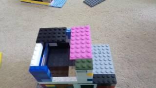 Самоделка Лего война
