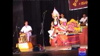 Yakshagana 2004 - In memory of Kanni - Sudarshana - Saligrama Mela