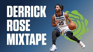Derrick Rose's game has transformed since MVP days | NBA Mixtape