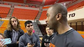 OSU Basketball: Boynton on returning to Brooklyn