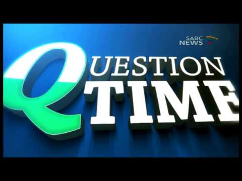 Question Time: Water shortage, 30 May 2017