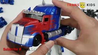 Transformers Combiner Robot Toys #05 Rangers Red Yellow Pink BlackBlue Brown  #TransKids