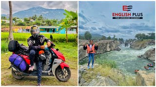ALL INDIA TRIP In TVS NTORQ ||   Hogenakkal  ||  EP 03