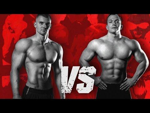 Street Workout VS Powerlifting - STRENGTH WARS 2k15 #9
