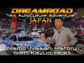 Gambar cover 4K Коллекция Nissan 2 - История Nissan в автоспорте от экс-главы Nismo. Dreamroad: Япония 8.