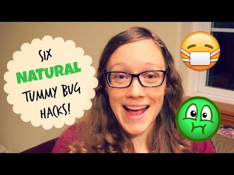 Natural Tummy Bug Hacks