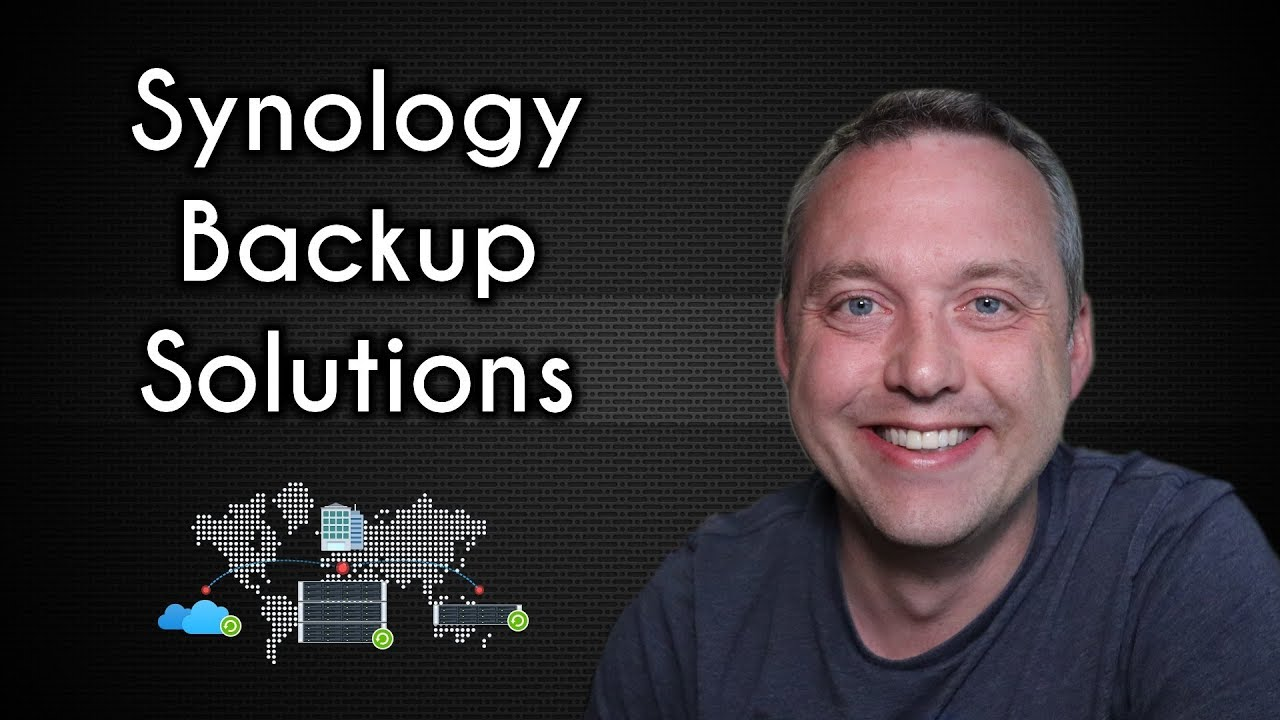 Synology Backup | Cloud, Active Backup, and Synology Drive