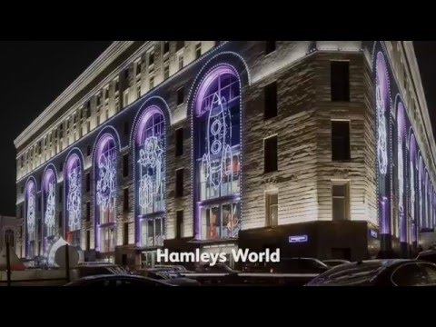 Hamleys Worlds of Play: Moscow