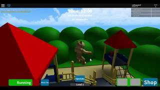 Roblox The Schoolhouse - Run For Your Life!