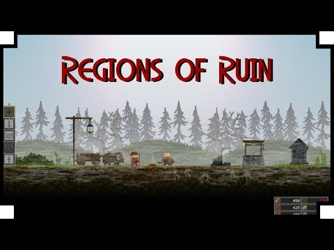 Regions of Ruin - (Open World RPG with Town Building)