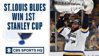 Download St. Louis Blues Win Stanley Cup for the FIRST TIME in Franchise History: ANALYSIS | CBS Sports Mp3 and Videos