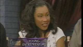 Aundrea Lacy on the Montel Williams Show
