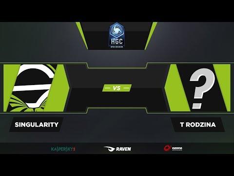 Singularity vs Teraz Rodzina - HGC Open Division #1!