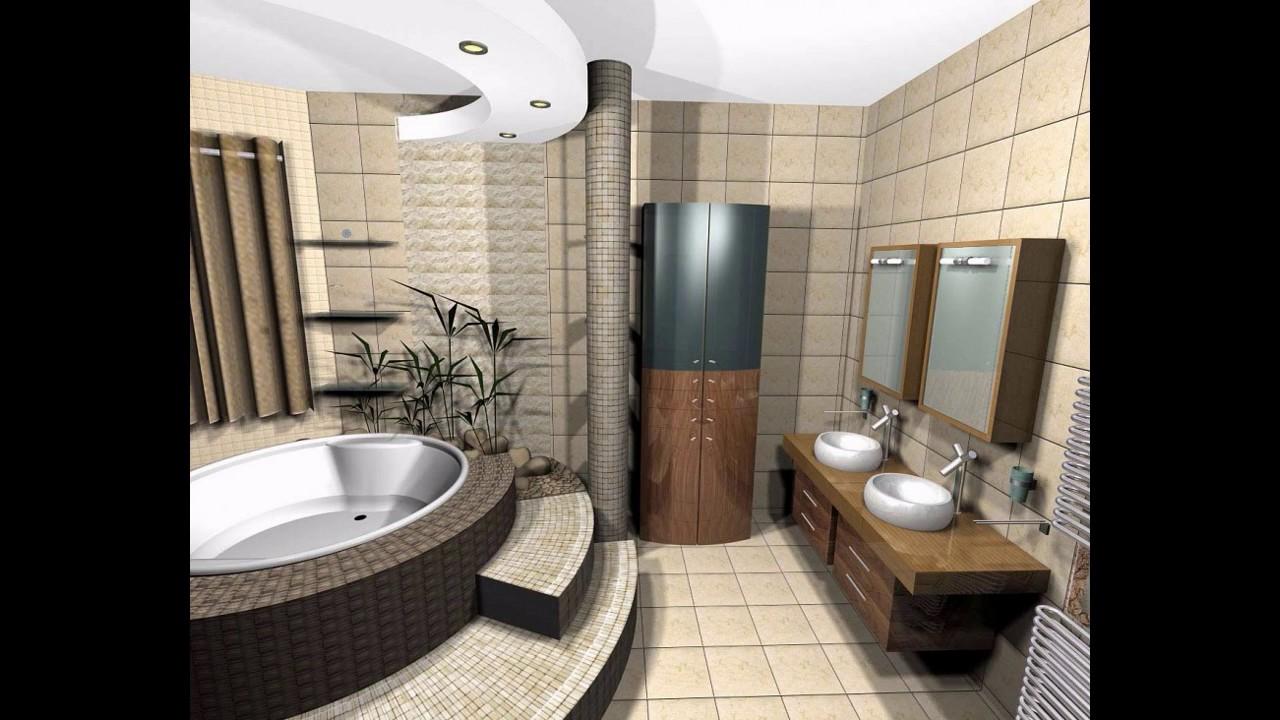 Moderne kleine badezimmer design ideen - YouTube