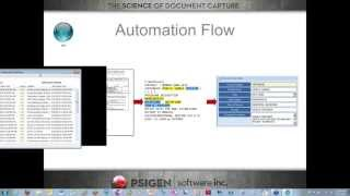 Automate RightFax Processing with PSIGEN PSI:Capture (Webinar) - 06-11-2013