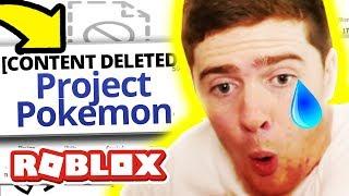 All Roblox Pokemon Games Got Shut Down! (Pokemon Fighters, Project Pokemon & More)