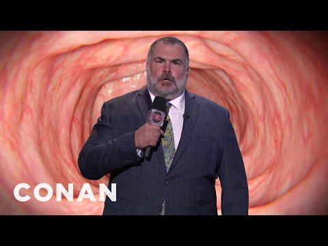 Andy's Sports Blast: Colon Edition - CONAN on TBS
