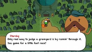 Adventure Time: The Secret of the Nameless Kingdom Walkthrough Part 5 - Upgrades + 3rd Temple Found