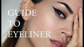 4 + 1 Τρόποι Να Κατακτήσετε Το Eyeliner