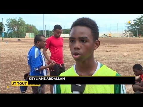 Deux Jeunes Mahorais Au Pôle Espoir Football De La Réunion