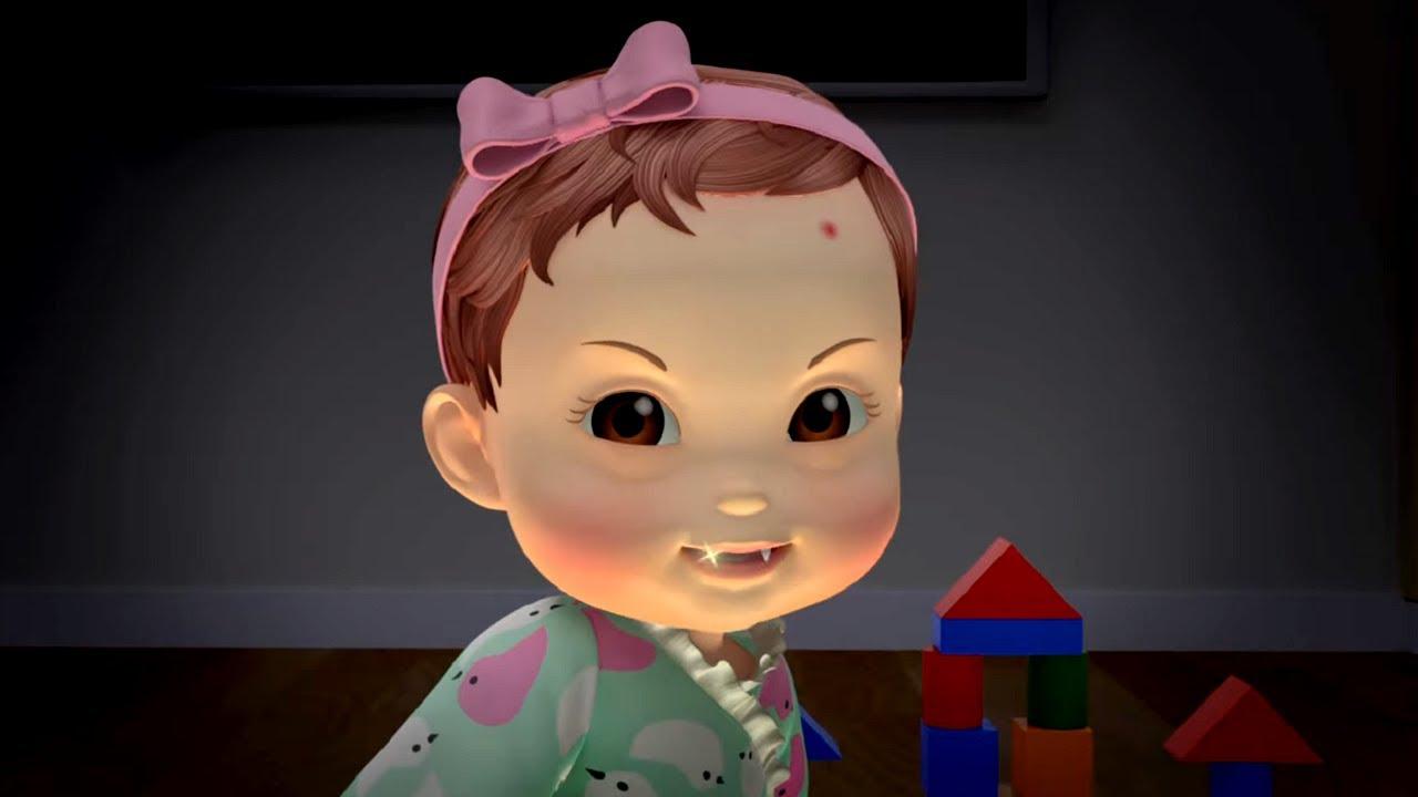 🐞 Большой ужасный укус жука 🐞  - Консуни мультик (серия 28 сезон 2) - Мультфильмы для девочек