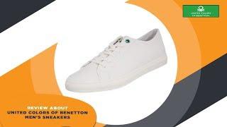 United Colors of Benetton White Men's