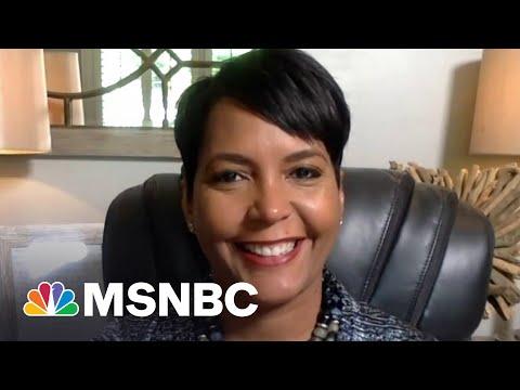 Atlanta Mayor Keisha Lance Bottoms On What's Next