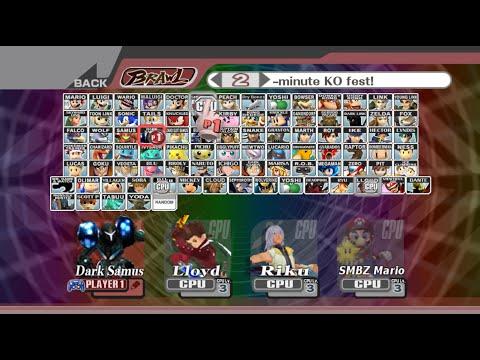 Super Smash Bros. BrawlEX