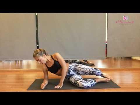 5 esercizi contro le maniglie dellamore - Marineuse
