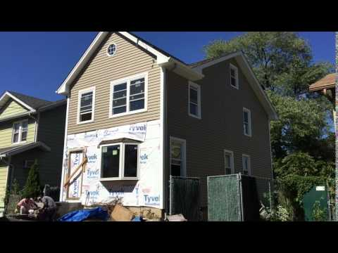Hawthorne NJ Affordable Vinyl Siding Contractor Exterior home remodeling company serving Passaic cou
