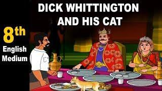 8 Class   Dick Whittington and his cat   English   Maharashtra Board   Home Revise