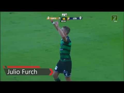 Goles y Atajadas Santos Laguna | Jornada 1 a 12 | Apertura 2018